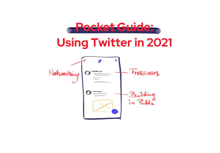 Pocket Guide: Using Twitter in 2021